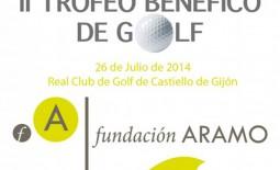 Fundacion Aramo Torneo Golf 2014
