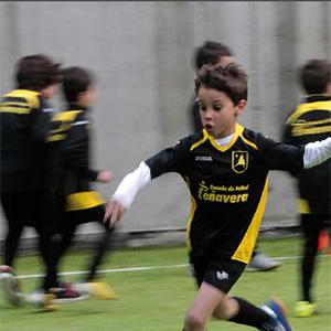 Escuela de fútbol Peñavera